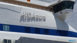 AIDAaura Civitavecchia 17.07.25 - Italien, Spanien und tolle Mittelmeerinseln AIDAstella