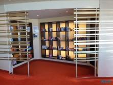 AIDA Bibliothek Mittelmeer 19.10.15 - Von Kiel um Westeuropa nach Malle AIDAbella