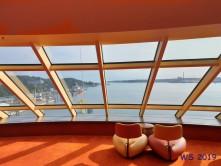 AIDA Lounge Kiel 19.06.02 - Beste Liegeplätze Ostsee-Kurztour AIDAbella