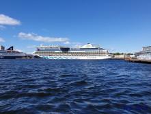 AIDAbella Oslo 19.05.31 - Beste Liegeplätze Ostsee-Kurztour AIDAbella
