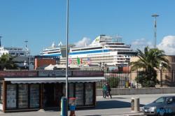 Bari 16.10.05 - Von Venedig durch die Adria AIDAbella