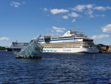 Hun ligger Oslo 19.05.31 - Beste Liegeplätze Ostsee-Kurztour AIDAbella