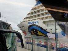 Kopenhagen 19.10.04 - Von Kiel um Westeuropa nach Malle AIDAbella