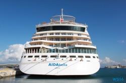 Korfu 16.10.04 - Von Venedig durch die Adria AIDAbella