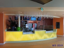 Langnese Happiness Station Ostsee 19.05.30 - Beste Liegeplätze Ostsee-Kurztour AIDAbella