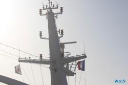 Le Havre 19.10.08 - Von Kiel um Westeuropa nach Malle AIDAbella