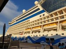 Palma de Mallorca 19.10.16 - Von Kiel um Westeuropa nach Malle AIDAbella