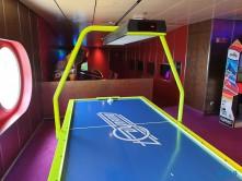 Teen Lounge Hype Atlantik 19.10.11 - Von Kiel um Westeuropa nach Malle AIDAbella