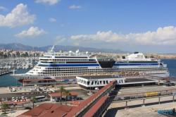 AIDAblu Palma de Mallorca 16.07.23 - Die kleinen Perlen des Mittelmeers AIDAstella