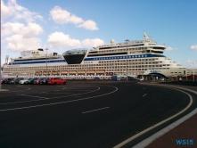 Arrecife Lanzarote 14.11.05 - Mallorca nach Gran Canaria AIDAblu Kanaren