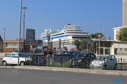 Bari 17.10.03 - Historische Städte an der Adria Italien, Korfu, Kroatien AIDAblu