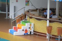Poolbar Adria 17.10.09 - Historische Städte an der Adria Italien, Korfu, Kroatien AIDAblu