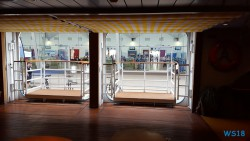 Pier 3 Bar Warnemünde 18.08.02 - Eindrucksvolle Städtetour durch die Ostsee AIDAdiva