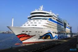 Amsterdam 12.04.05 - Unsere erste Kreuzfahrt AIDAluna Nordeuropa
