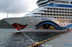 Nordkap Honningsvag 12.08.23 - Norwegen Island Schottland AIDAmar Nordeuropa