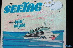Seetag Nordsee 16.03.25 - Eine Runde England Frankreich Holland AIDAmar Metropolen