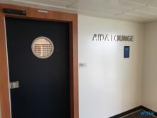 AIDA Lounge 19.07.11 - Das größte AIDA-Schiff im Mittelmeer entdecken AIDAnova
