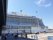 AIDAnova 19.07.06 - Das größte AIDA-Schiff im Mittelmeer entdecken AIDAnova