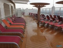 Aussendeck 19.07.12 - Das größte AIDA-Schiff im Mittelmeer entdecken AIDAnova