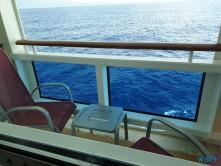 Balkonkabine 19.07.07 - Das größte AIDA-Schiff im Mittelmeer entdecken AIDAnova