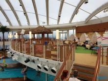 Beach Club 19.07.12 - Das größte AIDA-Schiff im Mittelmeer entdecken AIDAnova