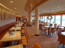 Fuego Restaurant Mittelmeer 19.07.10 - Das größte AIDA-Schiff im Mittelmeer entdecken AIDAnova