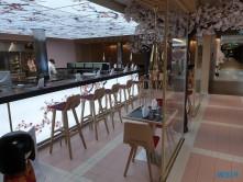Sushi House Mittelmeer 19.07.10 - Das größte AIDA-Schiff im Mittelmeer entdecken AIDAnova