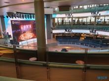 Theatrium Deck 7 19.07.09 - Das größte AIDA-Schiff im Mittelmeer entdecken AIDAnova