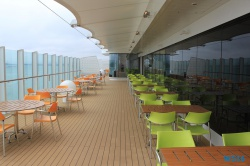Aussenbereich Weite Welt Lanaideck Deck 7 16.07 - Das neue Schiff entdecken auf der Metropolenroute AIDAprima