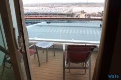 Balkon Verandakabine komfort 16.07 - Das neue Schiff entdecken auf der Metropolenroute AIDAprima