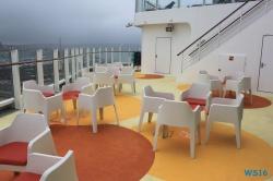 Bar 5. Element Deck 14 16.07 - Das neue Schiff entdecken auf der Metropolenroute AIDAprima