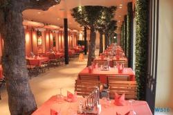 Bella Donna Restaurant Deck 6 16.07 - Das neue Schiff entdecken auf der Metropolenroute AIDAprima