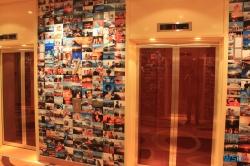 Fahrstühle Deck 7 16.07 - Das neue Schiff entdecken auf der Metropolenroute AIDAprima