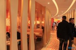 Fuego Restaurant Deck 14 16.07 - Das neue Schiff entdecken auf der Metropolenroute AIDAprima