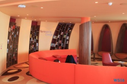 Hemingway Lounge Deck 7 16.07 - Das neue Schiff entdecken auf der Metropolenroute AIDAprima