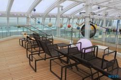 Klettergarten Four Elements Deck 16 16.07 - Das neue Schiff entdecken auf der Metropolenroute AIDAprima