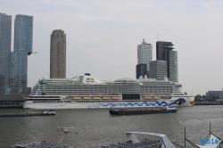 Kop van Zuid Rotterdam 16.07.07 - Das neue Schiff entdecken auf der Metropolenroute AIDAprima