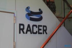 Rutsche Racer Deck 15-18 16.07 - Das neue Schiff entdecken auf der Metropolenroute AIDAprima