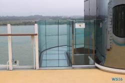 Skywalk Deck 15 16.07 - Das neue Schiff entdecken auf der Metropolenroute AIDAprima