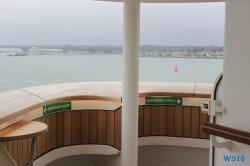 Spray Bar Deck 7 16.07 - Das neue Schiff entdecken auf der Metropolenroute AIDAprima