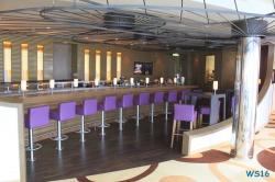 Sushi Bar Deck 8 16.07 - Das neue Schiff entdecken auf der Metropolenroute AIDAprima