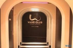 Wave Club Teens Lounge Deck 15 16.07 - Das neue Schiff entdecken auf der Metropolenroute AIDAprima