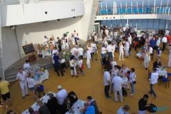 AIDA Street Food Festival Lissabon 17.04.13 - Unsere Jubiläumsfahrt von Gran Canaria nach Hamburg AIDAsol Westeuropa