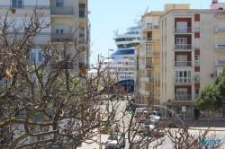 Cádiz 17.04.12 - Unsere Jubiläumsfahrt von Gran Canaria nach Hamburg AIDAsol Westeuropa