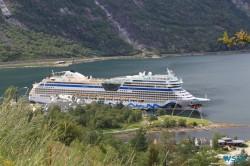 Den Eio entlang zum Eidfjordvatnet Eidfjord 15.08.15 - Norwegen Fjorde England Frankreich Spanien Portugal Marokko Kanaren AIDAsol Nordeuropa Westeuropa