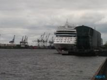 Hamburg 15.05.14 - Metropolen England Niederlande AIDAsol Kurzreise