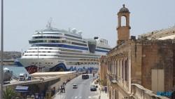 AIDAstella Valletta 18.07.14 - Strände, Städte und Sonne im Mittelmeer AIDAstella