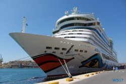 AIDAstella Valletta Malta 17.07.15 - Italien, Spanien und tolle Mittelmeerinseln AIDAstella