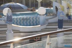 Pooldeck AIDAstella Mittelmeer 16.07.17 - Die kleinen Perlen des Mittelmeers AIDAstella
