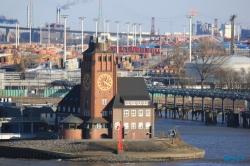 Hamburg 18.03.18 - Zu spät zu den Metropolen AIDAperla